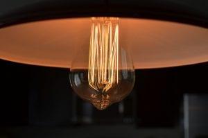 Fillament led lamp
