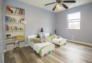 Kinderkamer voor twee kinderen