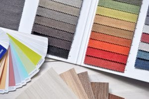 Kleurenstalen voor je interieur
