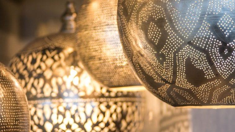 Rol en functie arabische lampen