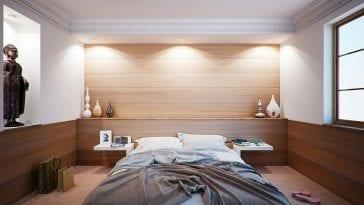 Tips om je slaapkamer in te richten