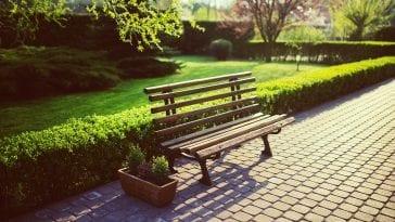 Tuin als extra woonruimte