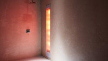 Sunshower infrarood en uv douche